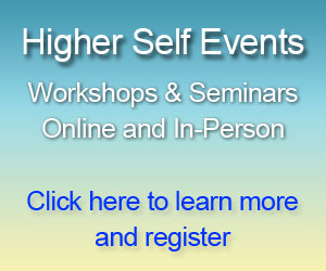 Higher Self Channeling Seminars & Events