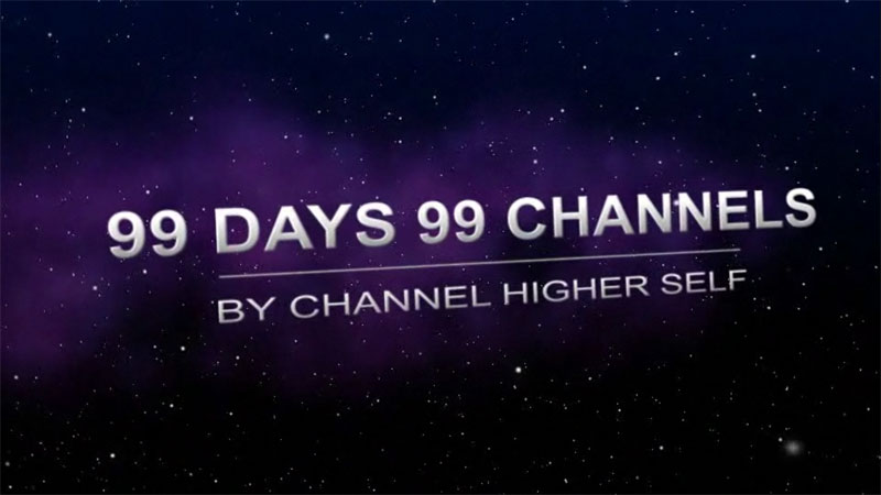 NEW 99 Days 99 Channels website is online!